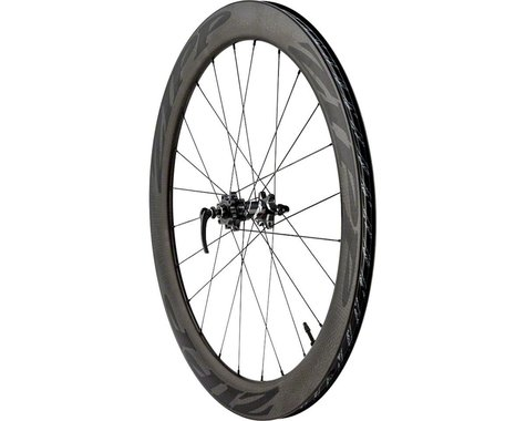 ZIPP 404 Firecrest Carbon Clincher Tubeless Front Wheel (700c) (6-Bolt Disc)