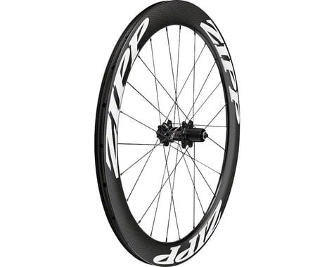 ZIPP 404 Firecrest Carbon Tubeless Rear Wheel (White) (Disc Brake)