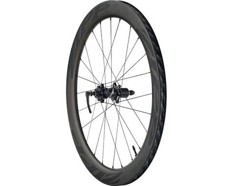 Zipp 404 Firecrest Carbon Tubeless Rear Wheel (Black) (Disc Brake)