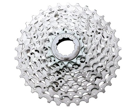SRAM PG-990 Redwin 9 Speed Cassette (Silver/Red) (11-34T)
