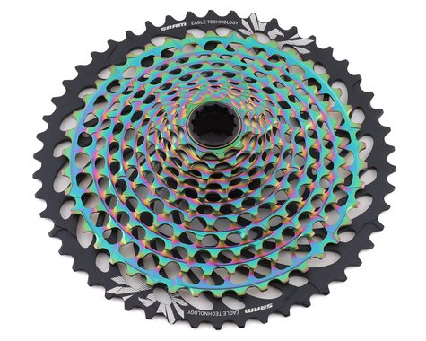 SRAM XG-1299 XX1 Eagle 12 Speed Cassette (Rainbow) (10-50T)