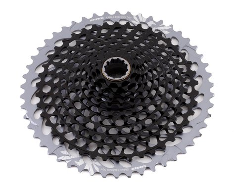 SRAM XG-1295 X01 Eagle 12 Speed Cassette (Black) (XD) (10-50T)