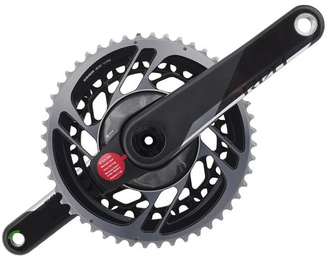 SRAM Red AXS Power Meter Crankset w/ DUB Spindle (172.5mm) (48-35T)