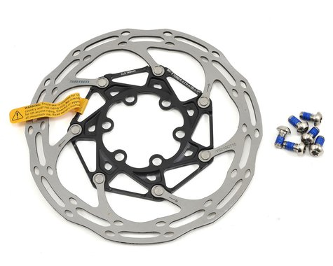 SRAM Centerline X 2-Piece Disc Brake Rotor (Black) (6 Bolt)