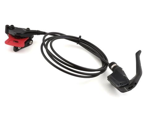 SRAM S900 Aero Disc Brake and Lever - Rear, Hydraulic, Flat Mount, Black, A1