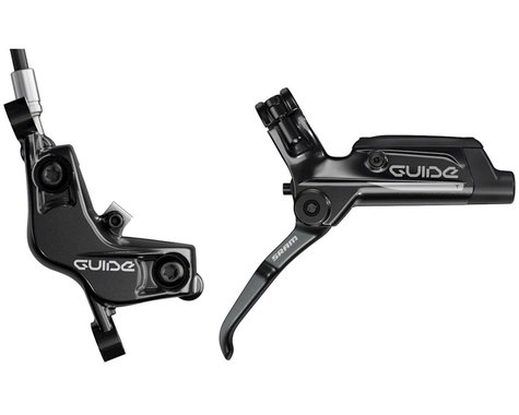 SRAM Guide T Hydraulic Disc Brake (Black) (Left/Front)