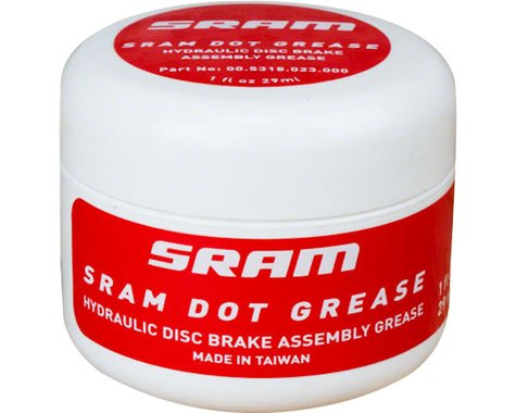 SRAM DOT Disc Brake Assembly Grease (1oz)