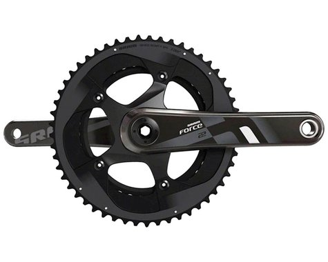 SRAM Force 22 Crankset (2 x 11 Speed) (GXP) (165mm) (53/39T)