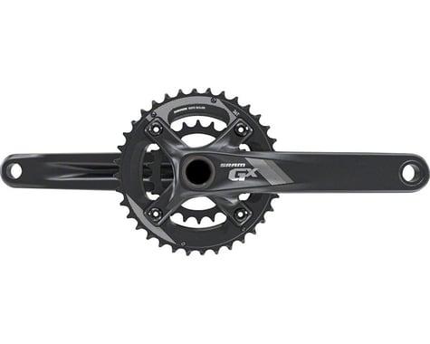 SRAM GX 1000 Fat Bike Crankset - 175mm, 11-Speed, 36/24t, 104/64 BCD, GXP Spindl