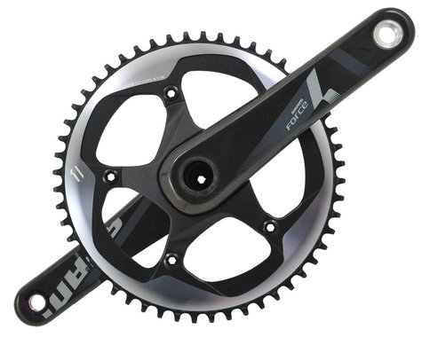 SRAM Force 1 Crankset (Black) (1 x 10/11 Speed) (GXP Spindle) (170mm) (52T)