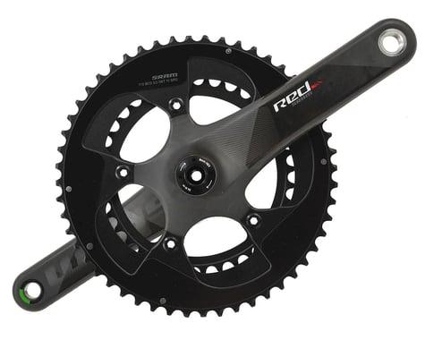 SRAM Red Crankset (Black) (2 x 11 Speed) (BB30 Spindle) (C2) (172.5mm) (52/36T)