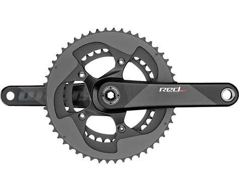 SRAM RED Crankset - 165mm, 11-Speed, 53/39t, 130 BCD, 386 EVO Spindle Interface,