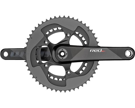 SRAM Red BB30/BB386 175mm Crankset 53/39 Chainrings, Bearings NOT Included