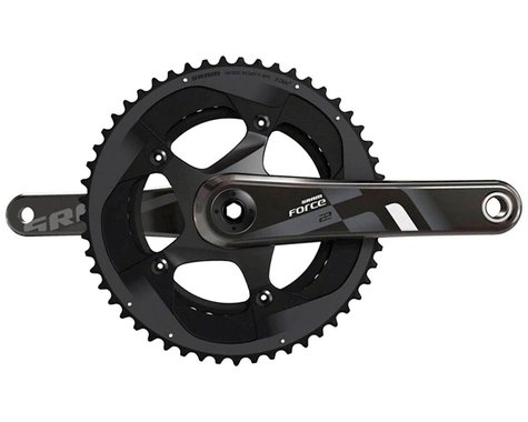 SRAM Force BB30/BB386 172.5mm Crankset 53/39 Chainrings, Bearings NOT Included