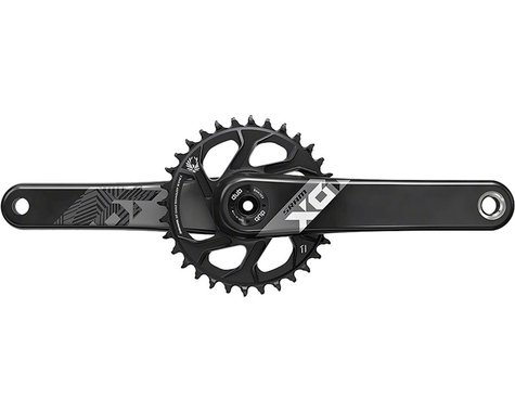 SRAM X01 Eagle Carbon Boost DUB Crankset (Black) (1 x 12 Speed)