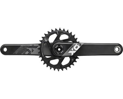 SRAM X01 Eagle Carbon Boost DUB Crankset (Black) (1 x 12 Speed) (175mm) (32T)