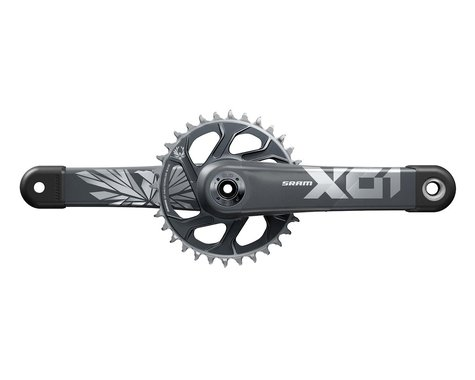 SRAM X01 Eagle 12-Speed DUB Crankset (Lunar/Polar) (Boost) (170mm) (32T)