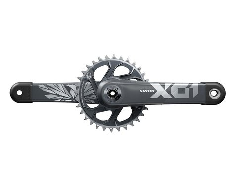SRAM X01 Eagle 12-Speed DUB Crankset (Lunar/Polar) (170mm) (32T)