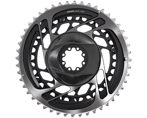 SRAM Red AXS Direct-Mount Chainrings (Polar Gray) (50-37T)
