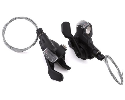 SRAM X4 Trigger Shifter Set (Black)