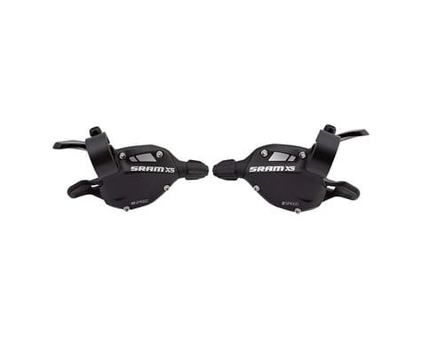 SRAM X5 Trigger Shifter Set (Black)