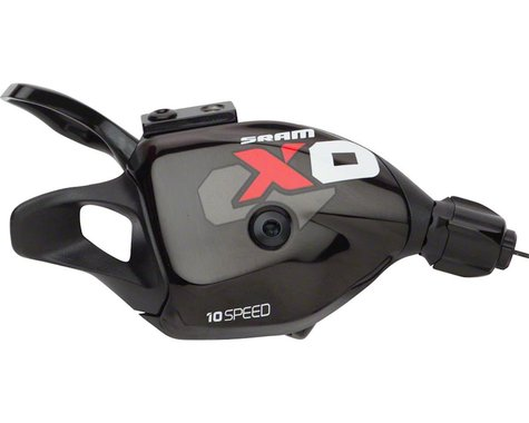 SRAM X0 Rear Trigger Shifter (Black/Red)