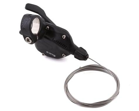 SRAM SX Eagle 12 Speed Trigger Shifter (Black) (Single-Click) (Discrete Clamp)