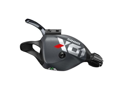 SRAM X01 Eagle 12-Speed Single Click Trigger Shifter (Red) (Discrete Clamp)