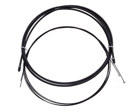 SRAM Slickwire Road/MTB 4mm Shift Cable/Housing Set (Black)