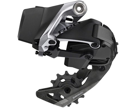 SRAM RED eTap AXS Rear Derailleur (Black) (12 Speed) (Short Cage)