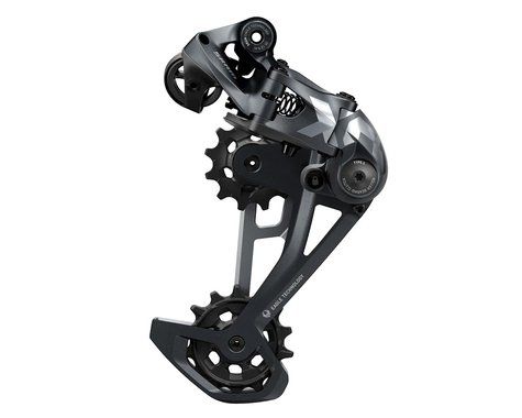 SRAM X01 Eagle 12-Speed Rear Derailleur (Lunar) (Long Cage)