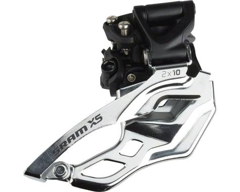 SRAM X5 Front Derailleur (2 x 10 Speed) (31.8/34.9mm)