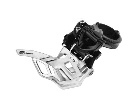 SRAM GX 2x10 High Clamp Front Derailleur - Bottom Pull