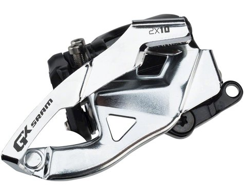 SRAM GX 2x10 Front Derailleur (36T) (Top Pull) (Low Direct Mount)