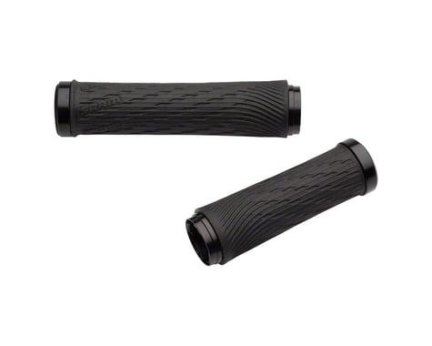 SRAM XX1 Grips - Black, Lock-On