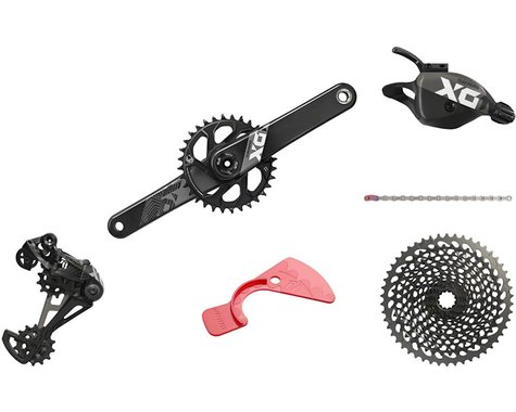 SRAM X01 Eagle DUB Groupset (1x12-Speed) (32T) (DUB Boost) (175mm)