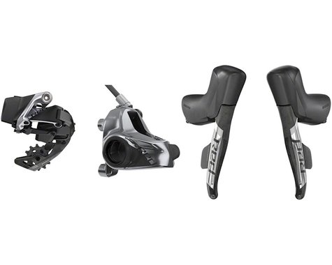 SRAM Red eTap AXS Disc Groupset (1 x 12 Speed) (Flat Mount)