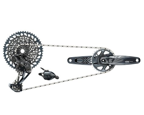 SRAM GX Eagle Groupset (Lunar) (1 x 12 Speed) (32T) (DUB Boost) (170mm)