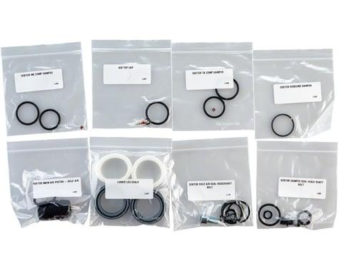 RockShox Fork Service Kits (Full) (Sektor Gold) (Solo Air)