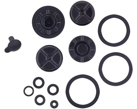 SRAM Caliper piston kit, 16/15mm Code R (B1)