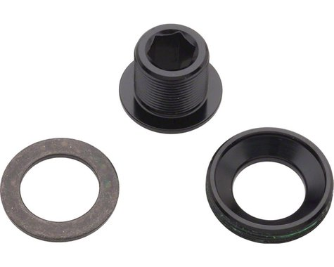 SRAM Red/Force Left Crank Arm Bolt & Cap (BB30/PF30) (M18/M30) (Pre 2012)