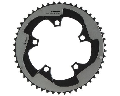 SRAM Red Yaw 10-Speed Chainring (Grey) (130mm BCD) (50T)