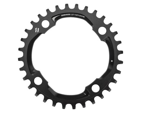 SRAM X01 11-Speed 32T Chainring (Black)