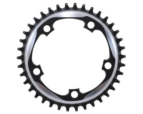 SRAM Force 1 X-Sync 1x Chainring (Black) (110 BCD) (Offset N/A) (38T)