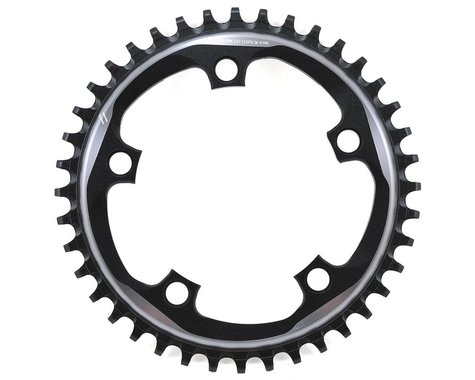 SRAM Force 1 X-Sync 1x Chainring (Black) (110 BCD) (Offset N/A) (40T)