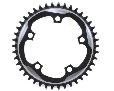 SRAM Force 1 X-Sync 1x Chainring (Black) (110 BCD) (Offset N/A) (42T)