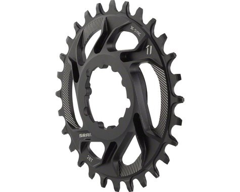 SRAM X-Sync Direct Mount Chainring (6mm Offset) (28T)