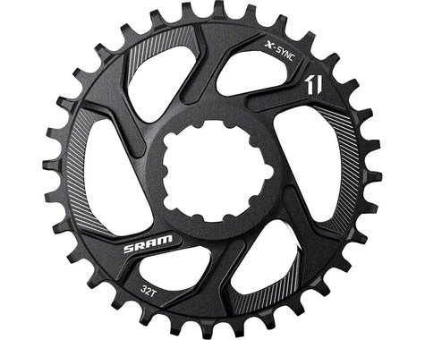 SRAM X-Sync Direct Mount Chainring (Boost) (3mm Offset) (34T)