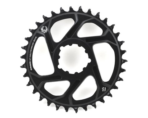 SRAM X-Sync 2 Eagle Chainring Direct Mount (Black) (6mm Offset) (34T)