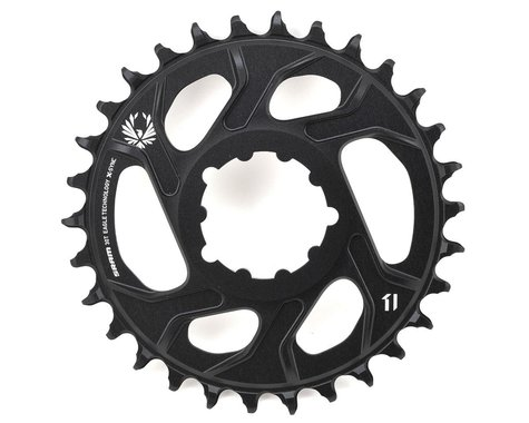 SRAM X-Sync 2 Eagle Chainring Direct Mount Boost (Black) (3mm Offset) (30T)